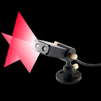 Pozicionuojamas linijinis lazeris